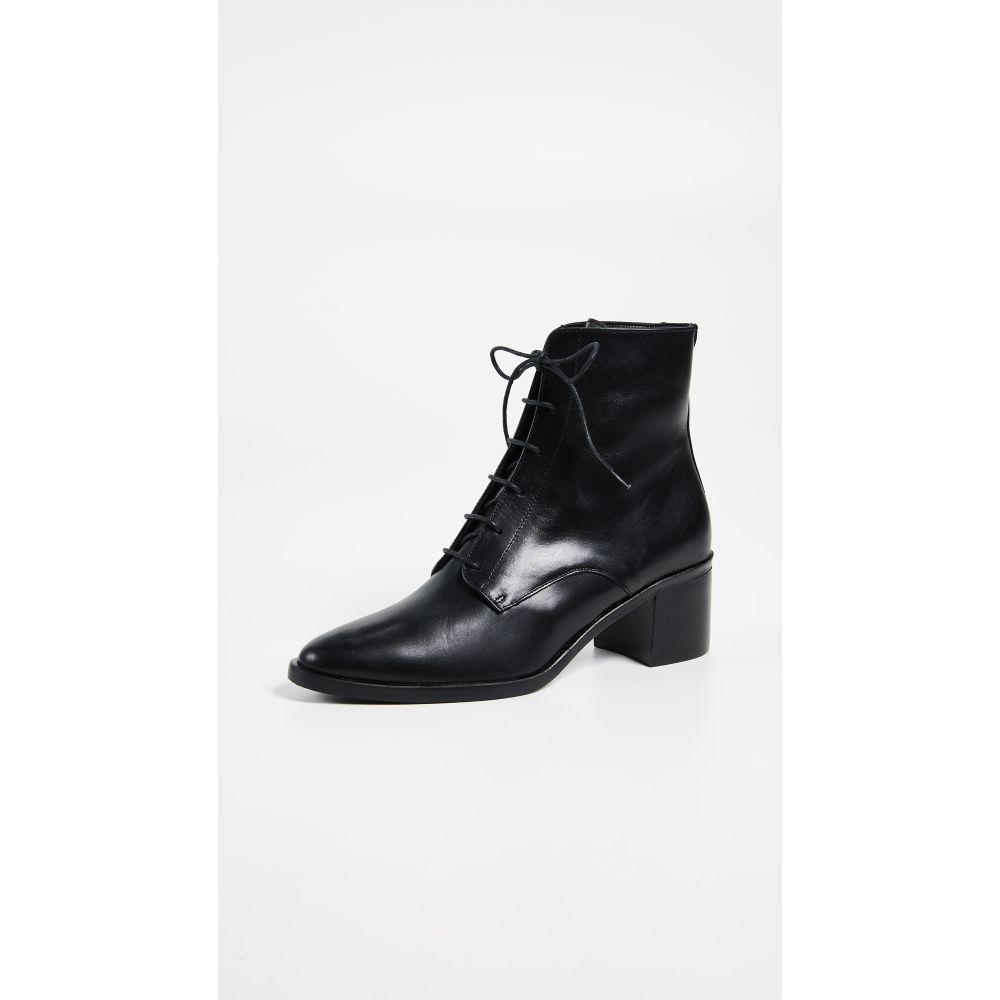 フリーダ サルバドール Freda Salvador レディース ブーツ ブーティー レースアップブーツ シューズ・靴【The Ace Lace Up Booties】Black