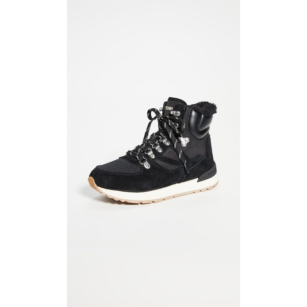 トレトン Tretorn レディース ブーツ シューズ・靴【Lily 3 Hiker Sneakers】Black