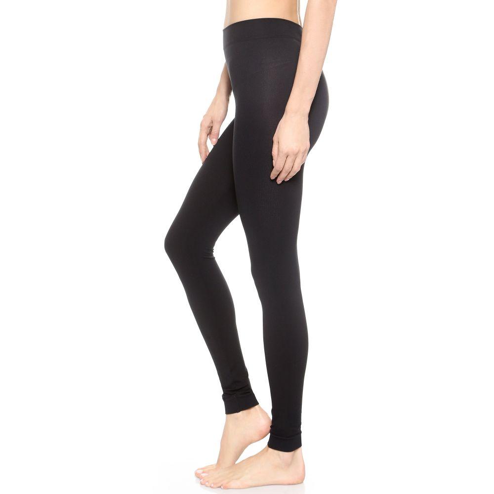 ウォルフォード Wolford レディース タイツ・ストッキング インナー・下着【Velvet 100 Leg Support Footless Tights】Black