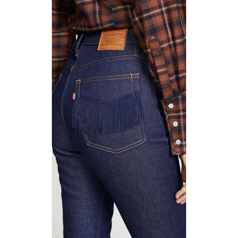 リーバイス Levi's レディース ジーンズ・デニム ボトムス・パンツ【Wedgie Straight Jeans】No Mans Land