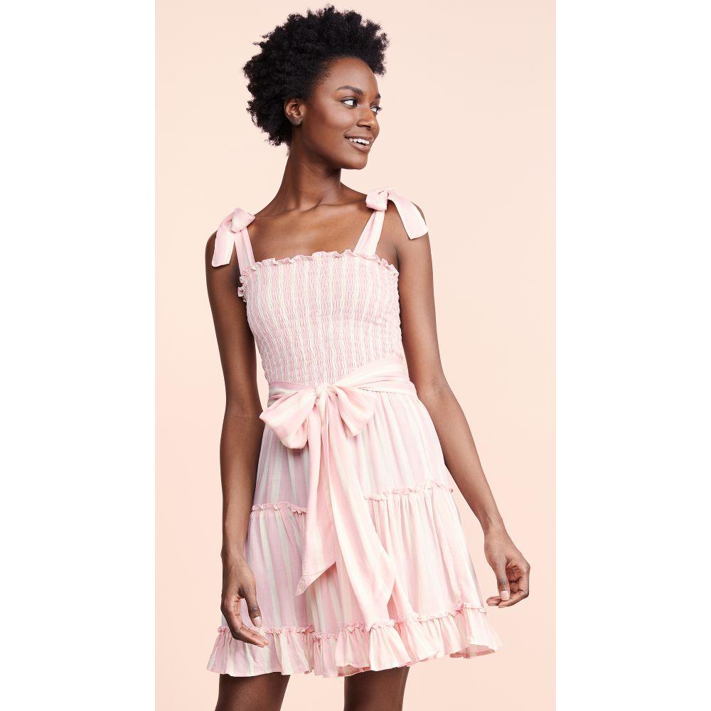 クールチェンジ coolchange レディース ビーチウェア ワンピース・ドレス 水着・ビーチウェア【Raegan Dress Toiny Stripe】Candy