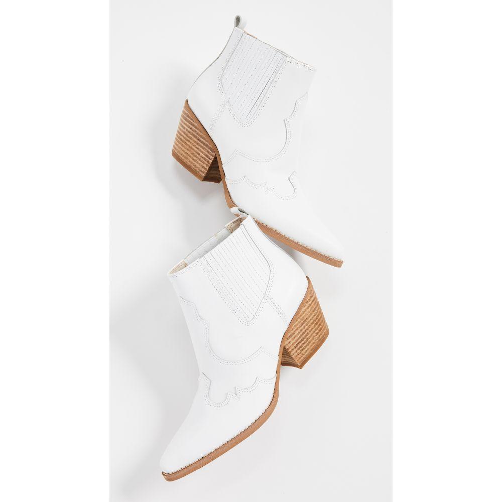 サム エデルマン Sam Edelman レディース ブーツ ブーティー シューズ・靴【Winona Booties】White