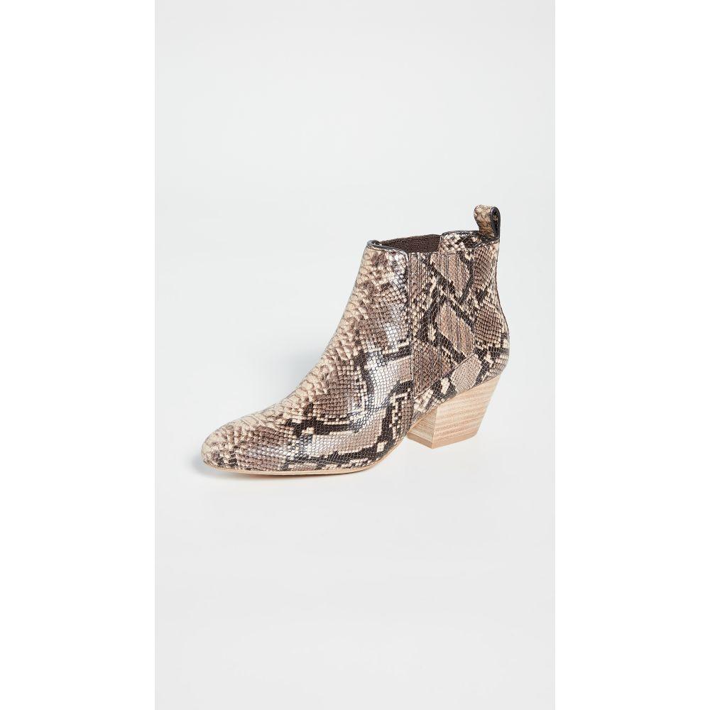 スプレンディッド Splendid レディース ブーツ ブーティー ヘンリーシャツ シューズ・靴【Henley II Block Heel Booties】Natural