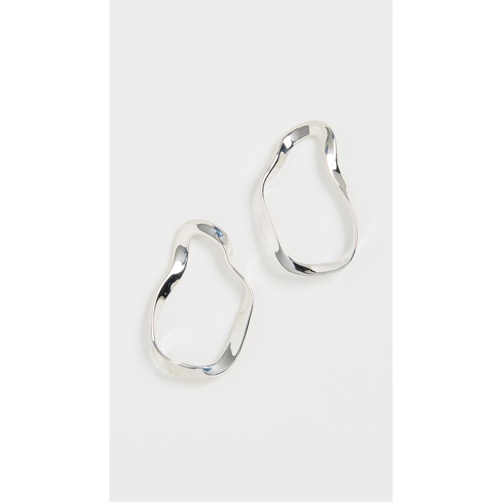 アグメス AGMES レディース イヤリング・ピアス ジュエリー・アクセサリー【Small Vera Earrings】Sterling Silver