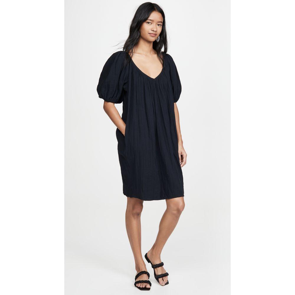 マラ ホフマン Mara Hoffman レディース ビーチウェア ワンピース・ドレス 水着・ビーチウェア【Odine Dress】Black