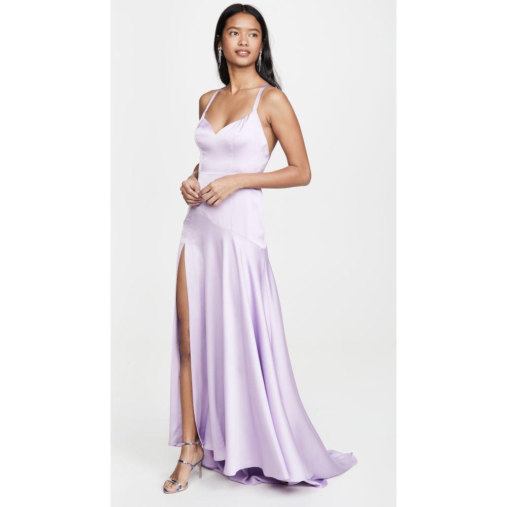 フェイム アンド パートナー Fame and Partners レディース ワンピース ワンピース・ドレス【The Erin Dress】Lilac