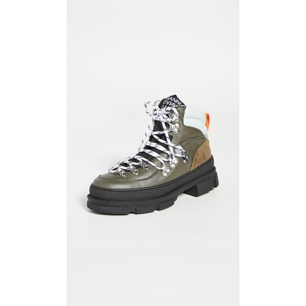 ガニー GANNI レディース ハイキング・登山 ブーツ シューズ・靴【Sporty Hiking Boots】Kalamata