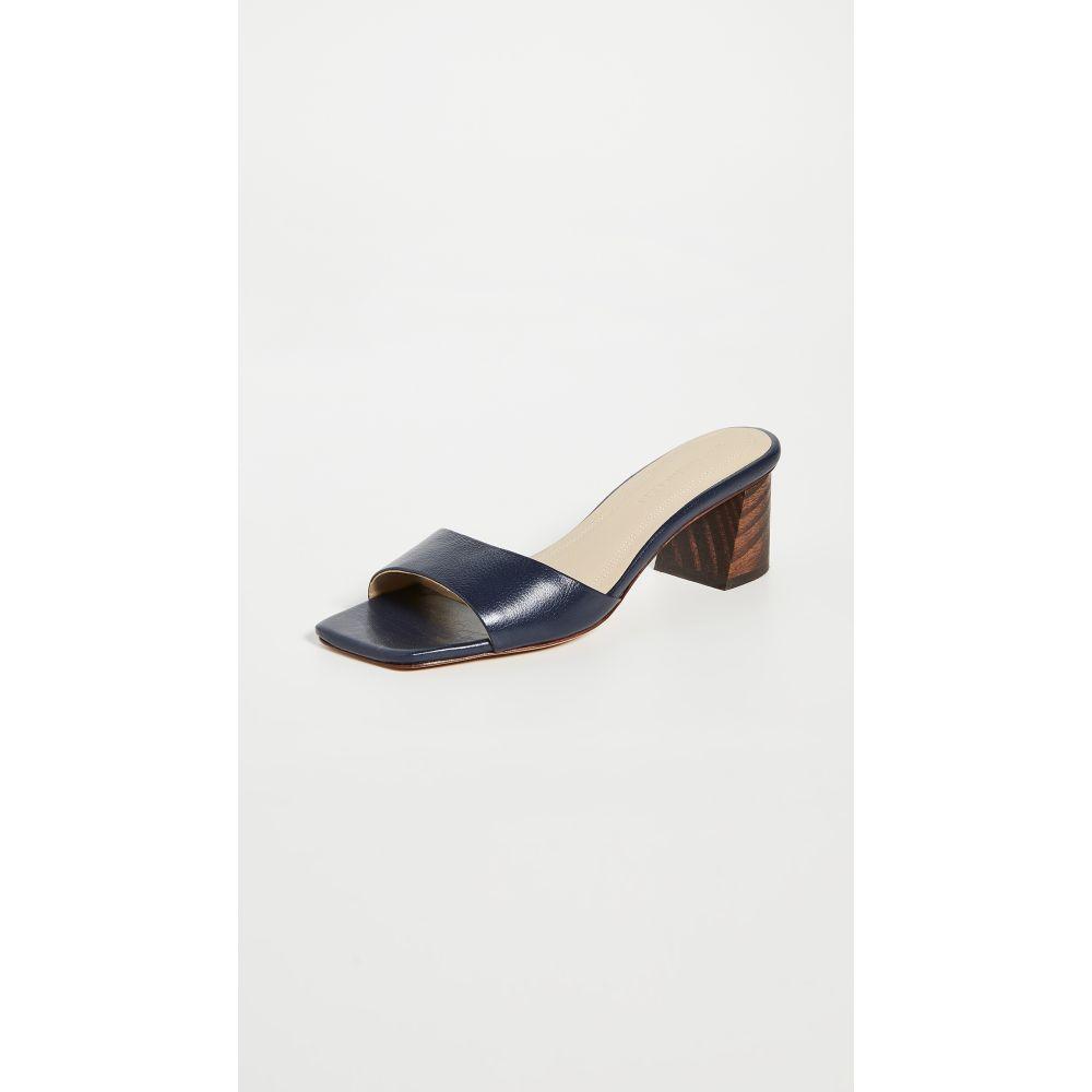 マリ ジウディセリ Mari Giudicelli レディース サンダル・ミュール シューズ・靴【Carmen Sandals】Profundo