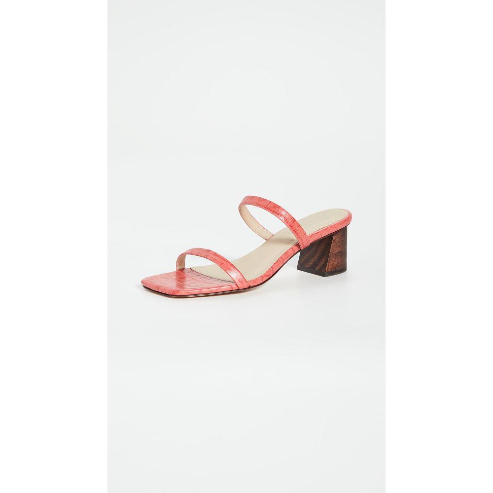 マリ ジウディセリ Mari Giudicelli レディース サンダル・ミュール シューズ・靴【May Sandals】Coral