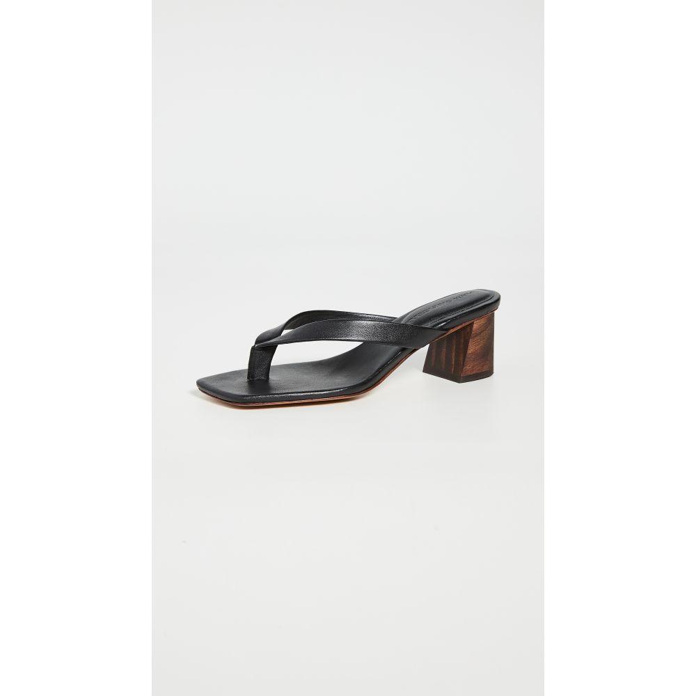 マリ ジウディセリ Mari Giudicelli レディース サンダル・ミュール シューズ・靴【Luiza Sandals】Preto