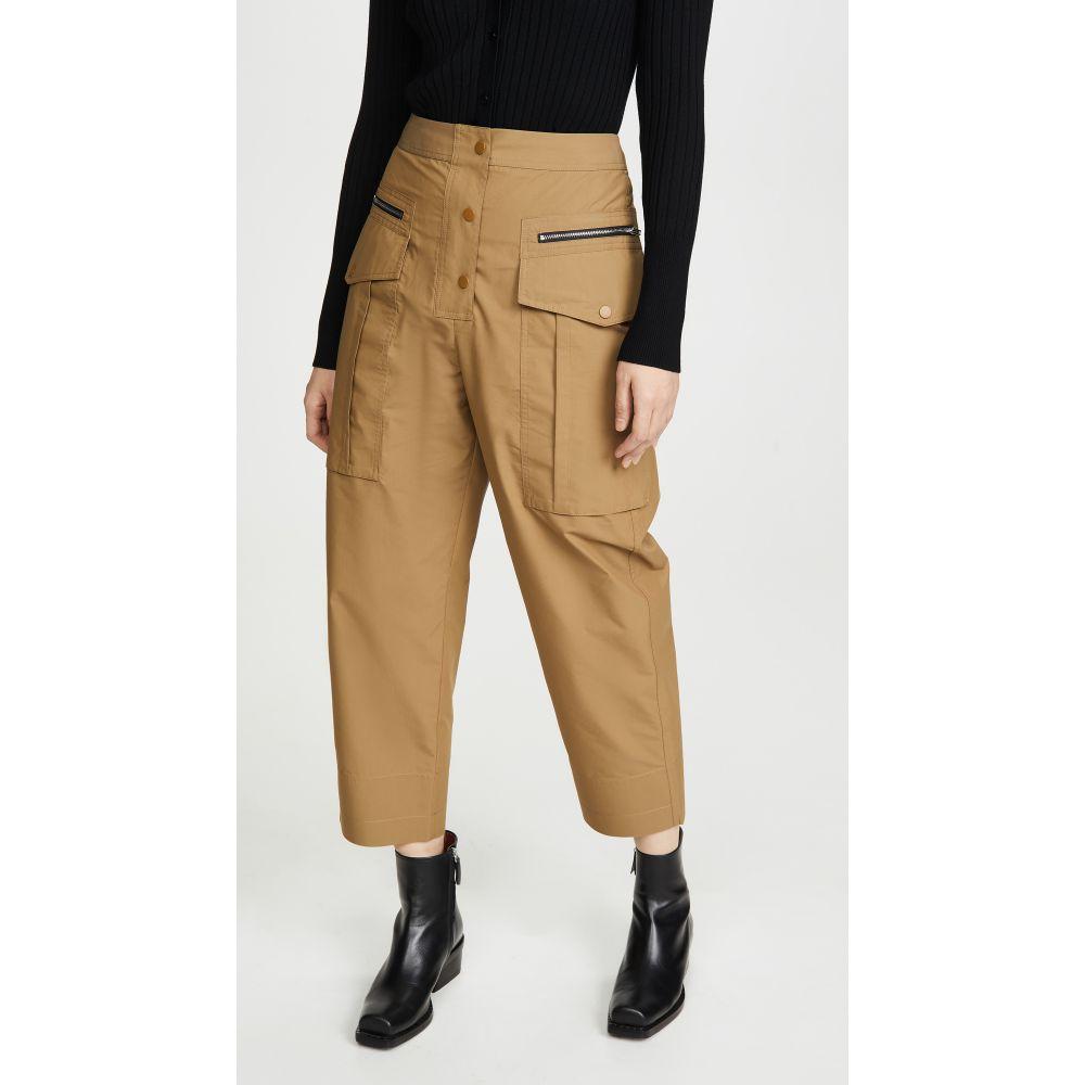 スリーワン フィリップ リム 3.1 Phillip Lim レディース カーゴパンツ ボトムス・パンツ【Snap Cargo Pants】Cedar