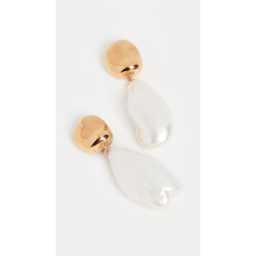 アグメス AGMES レディース イヤリング・ピアス ジュエリー・アクセサリー【Baroque Patrice Earrings】Gold Vermeil