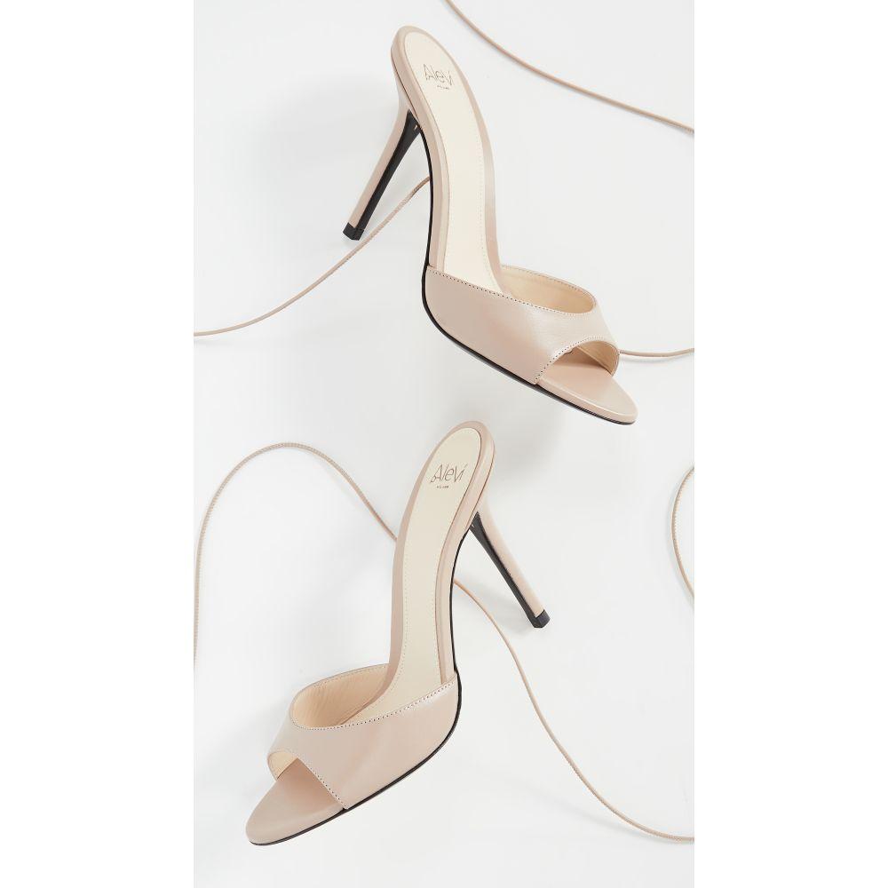 アレヴィーミラノ Alevi Milano レディース サンダル・ミュール シューズ・靴【Lucy Sandals】Nude