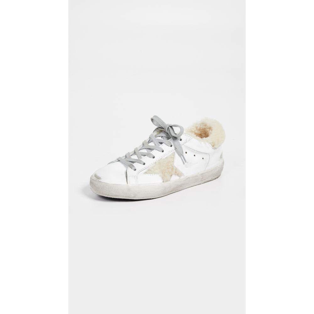 ゴールデン グース Golden Goose レディース スニーカー シューズ・靴【Superstar Sneakers】White