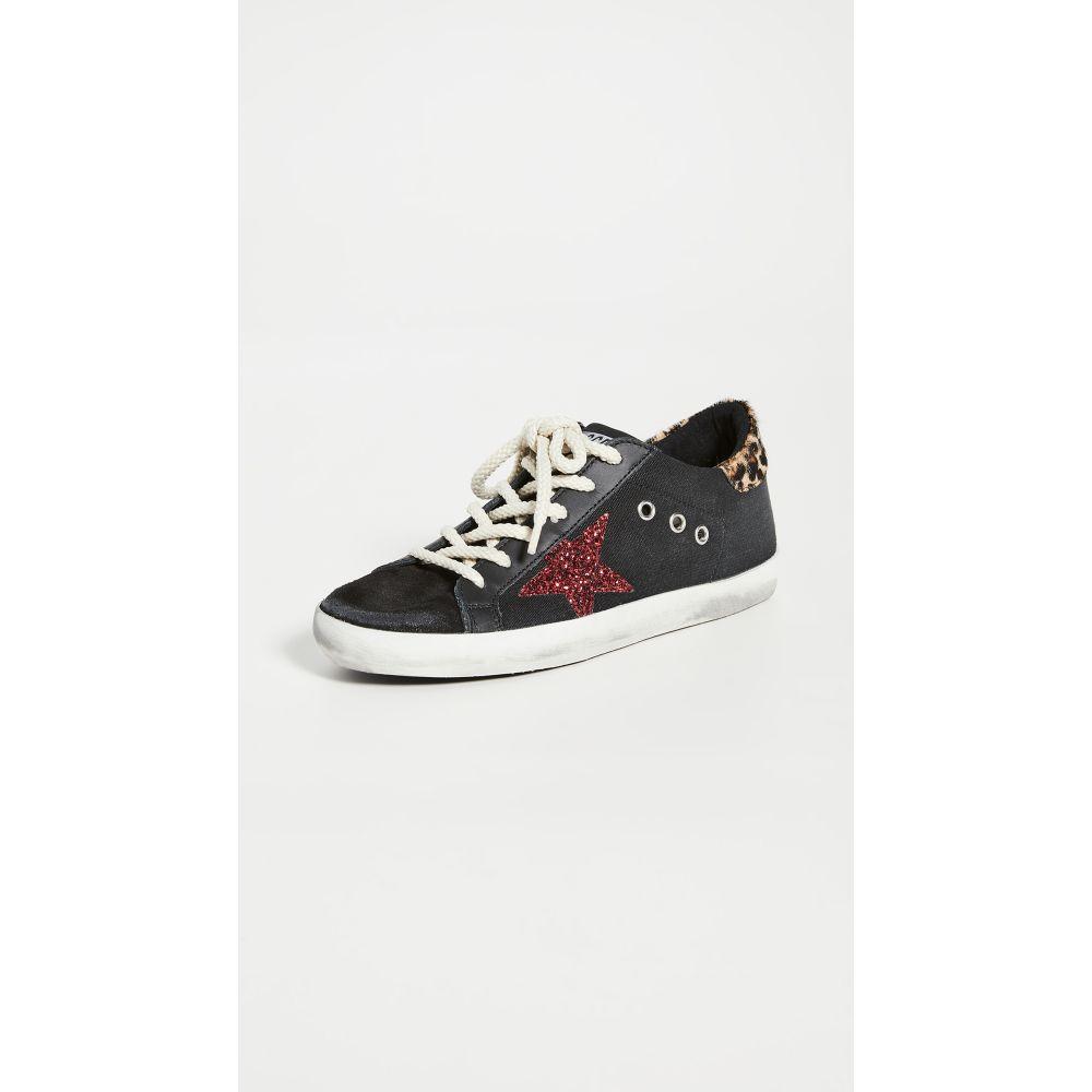 ゴールデン グース Golden Goose レディース スニーカー シューズ・靴【Superstar Sneakers】Black