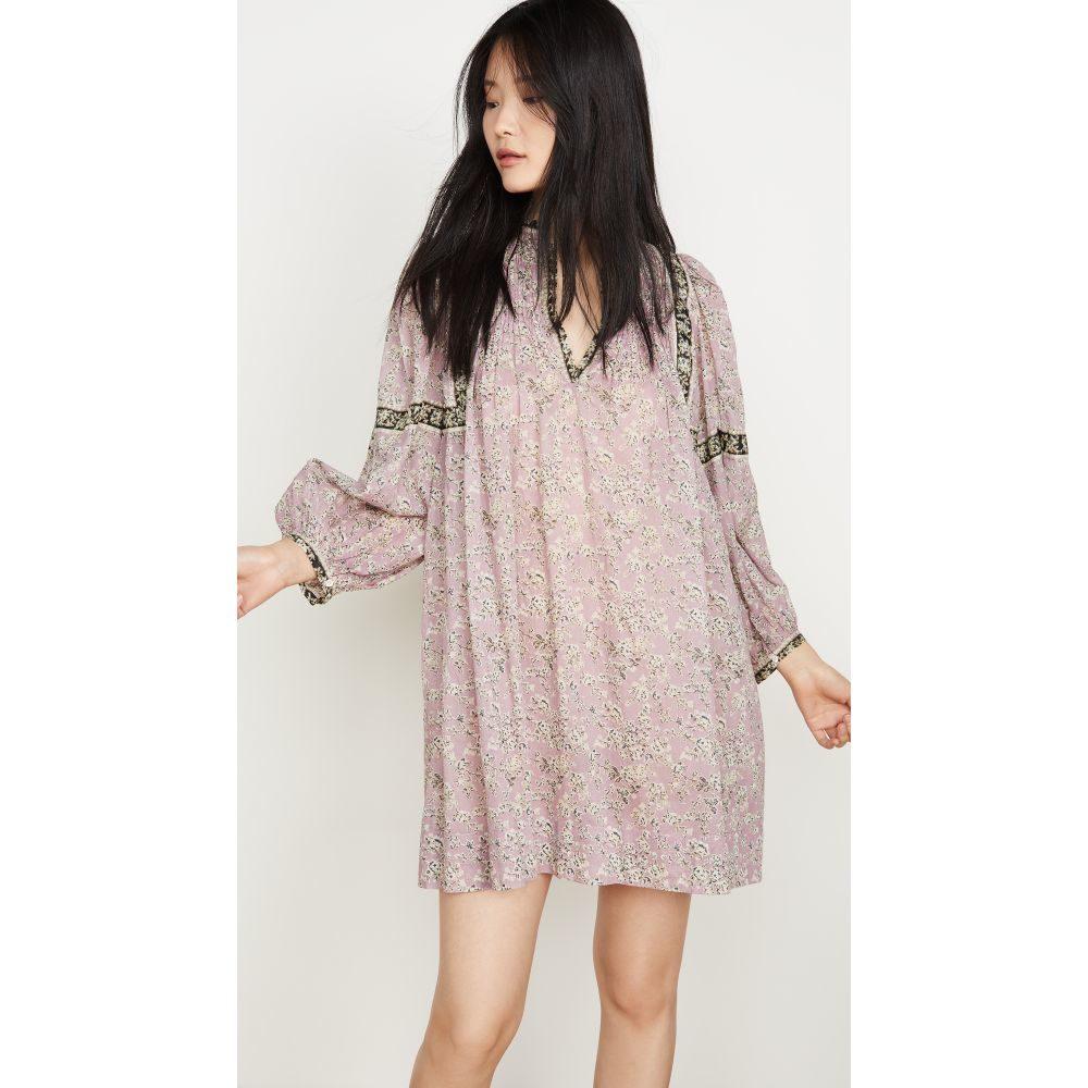 イザベル マラン Isabel Marant Etoile レディース ワンピース ワンピース・ドレス【Virignie Dress】Pink
