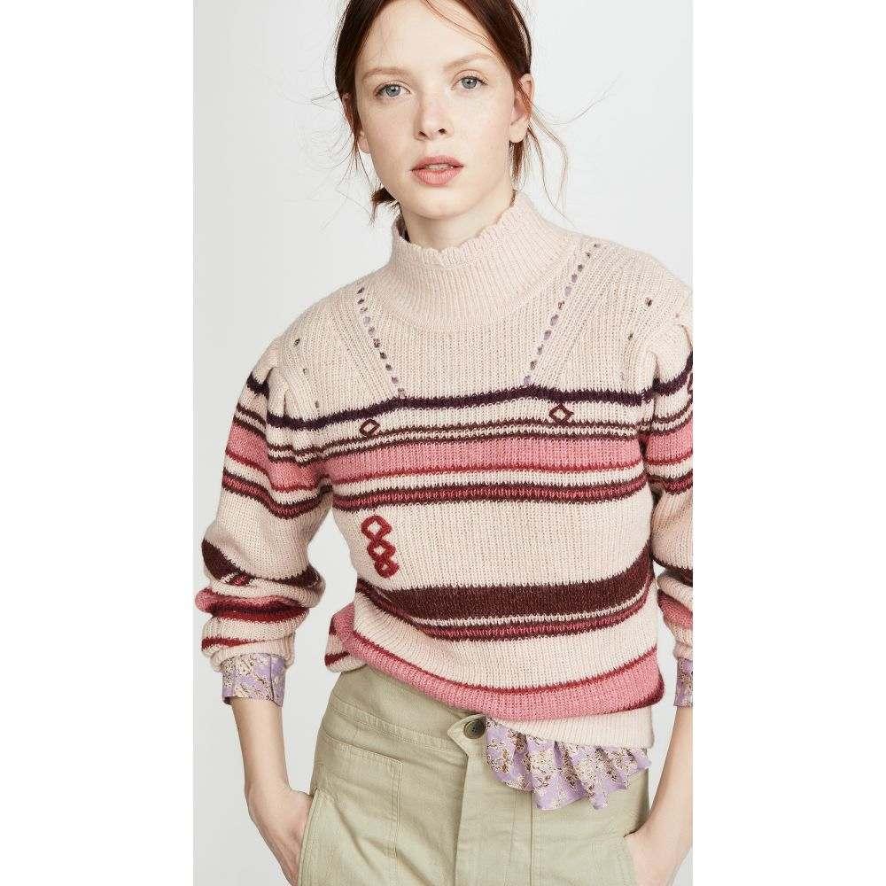 イザベル マラン Isabel Marant Etoile レディース ニット・セーター トップス【Georgie Alpaca Sweater】Light Pink