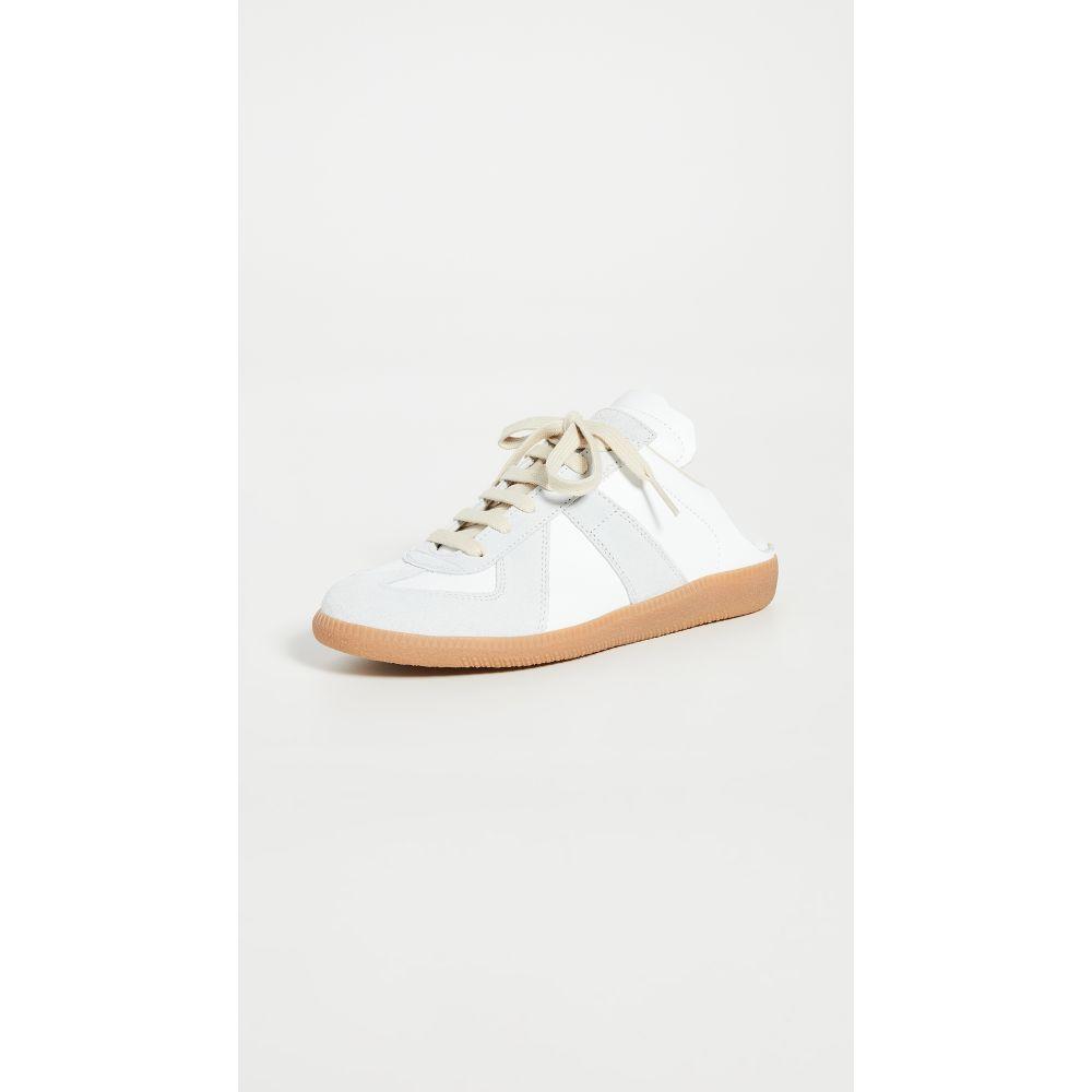 メゾン マルジェラ Maison Margiela レディース スニーカー シューズ・靴【Replica Mules】Dirty White