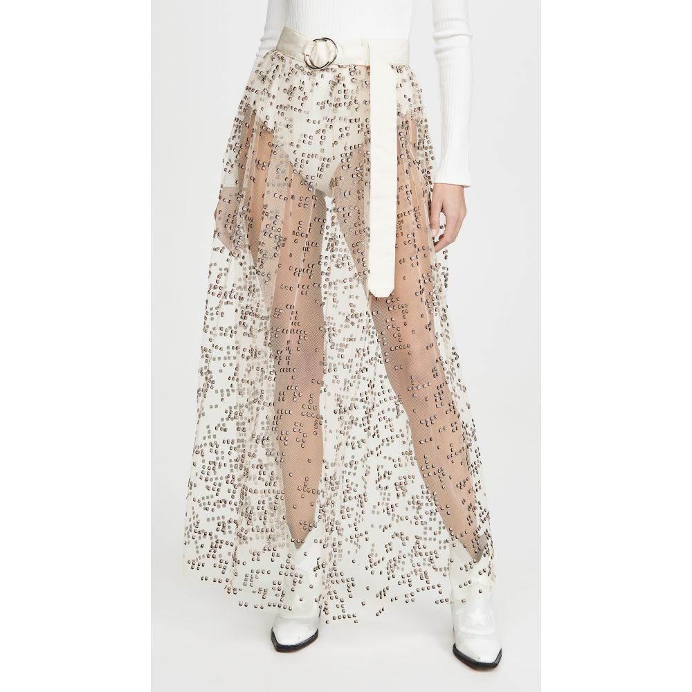 レイチェル コーミー Rachel Comey レディース スカート 【Tiers Tulle Fetes Skirt】Champagne