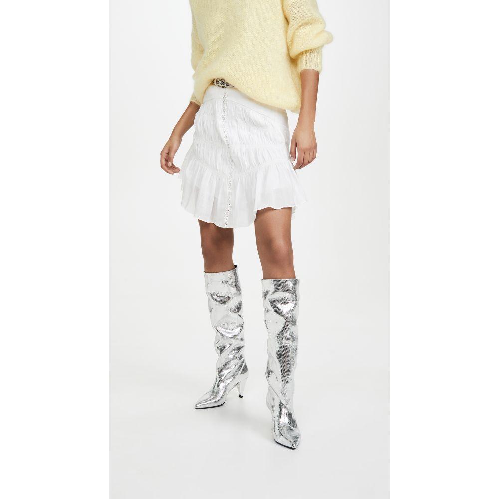 イザベル マラン Isabel Marant レディース スカート 【Sidney Skirt】White