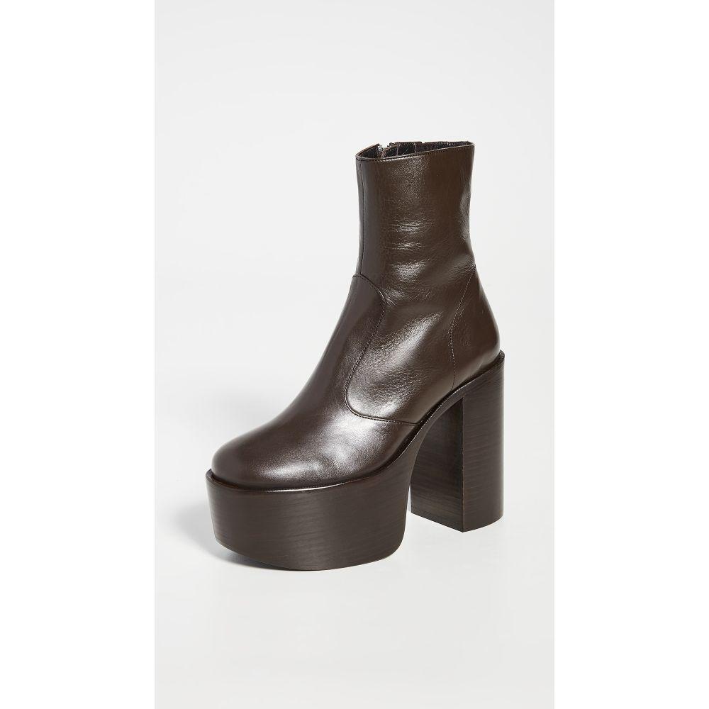サイモンミラー Simon Miller レディース ブーツ シューズ・靴【High Raid Boots】Chocolate