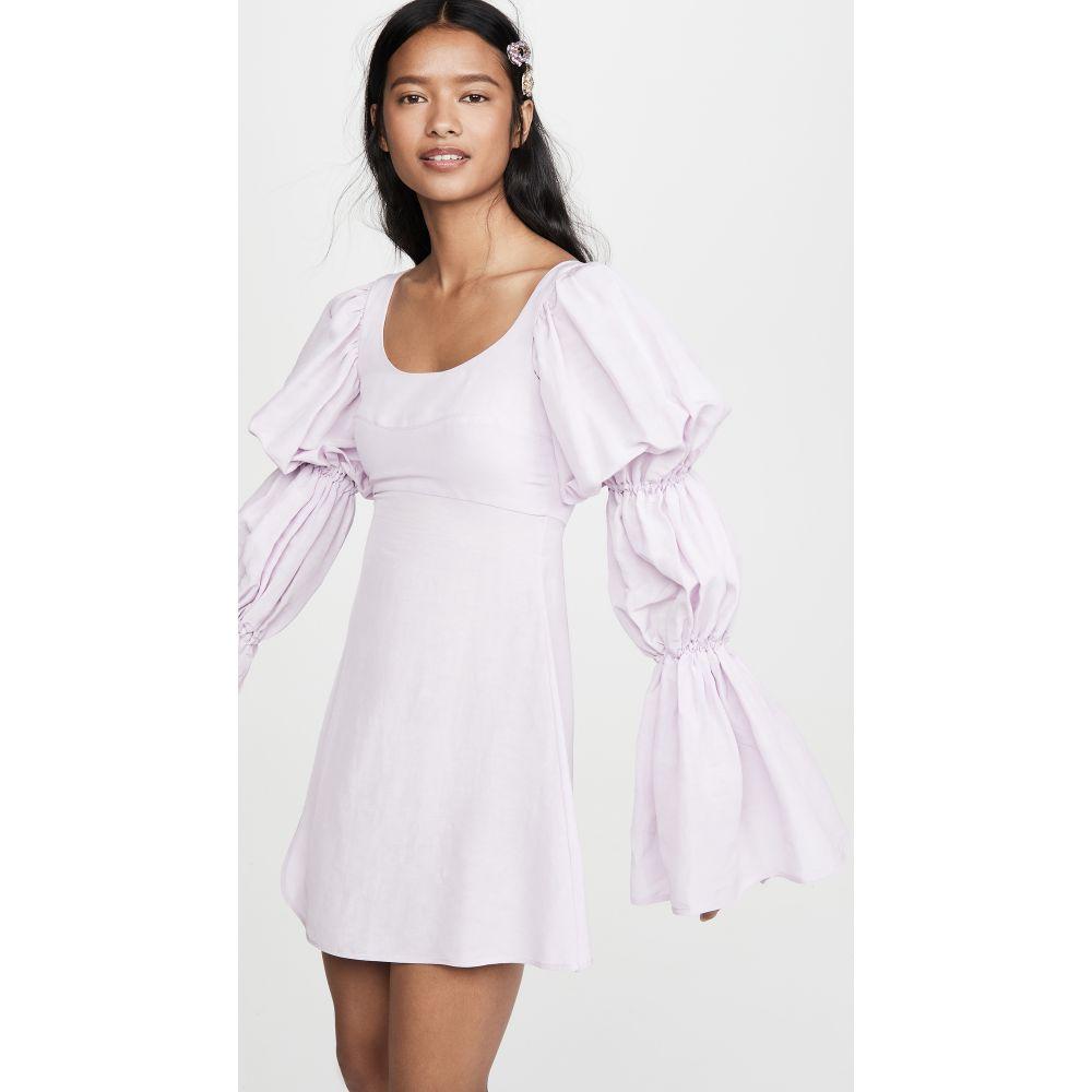 エラリー Ellery レディース ワンピース ワンピース・ドレス【Capri Dress】Lilac