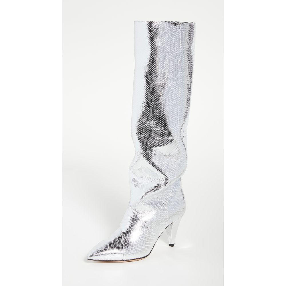 イザベル マラン Isabel Marant レディース ブーツ シューズ・靴【Laomi Boots】Silver