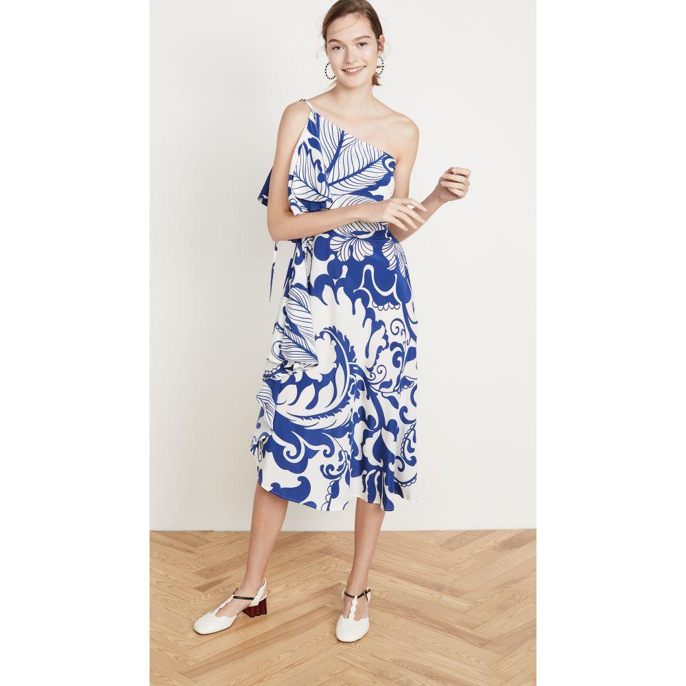 ラダブルジェー La Double J レディース ワンピース ワンピース・ドレス【Cassandra Dress】Marea Blu