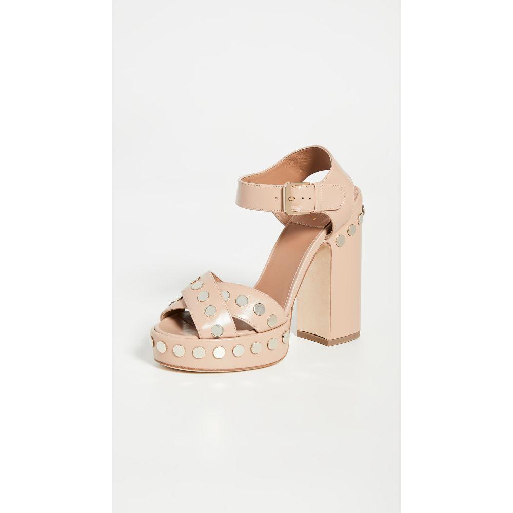 ローレンス ディケイド Laurence Dacade レディース サンダル・ミュール シューズ・靴【Rosange Platform Sandals】Sand