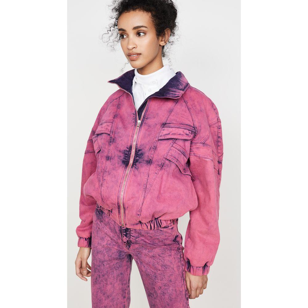 ステラ マッカートニー Stella McCartney レディース ジャケット アウター【Neon Pink Galaxi Jacket】Pink Galaxy