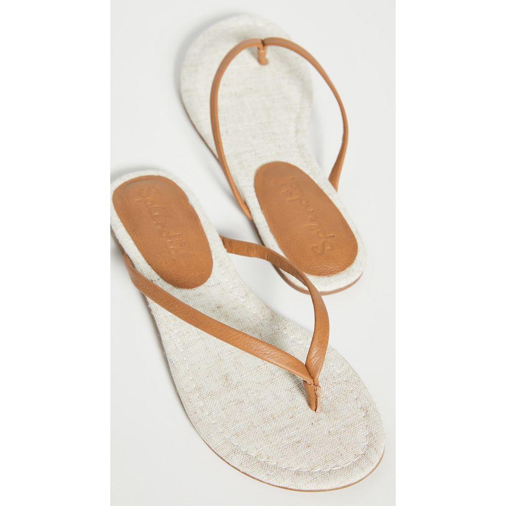 スプレンディッド Splendid レディース ビーチサンダル シューズ・靴【Ashlee Flip Flops】Sand