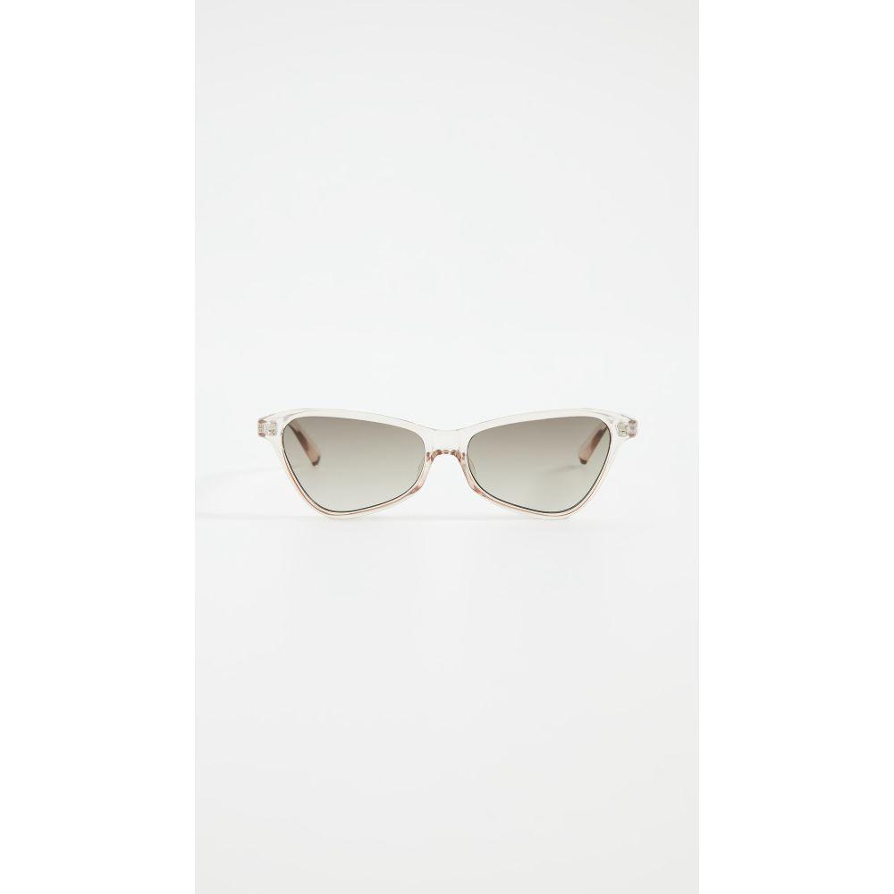 ル スペックス Le Specs レディース メガネ・サングラス 【Situationship Sunglasses】Stone Khaki