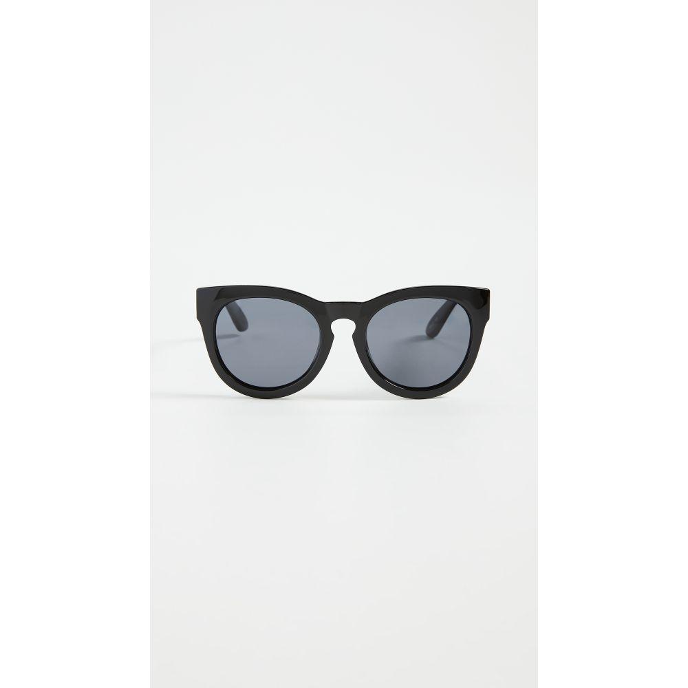 ル スペックス Le Specs レディース メガネ・サングラス 【Jealous Games Sunglasses】Black Smoke Mono Polarized