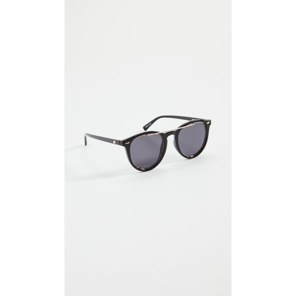 ル スペックス Le Specs レディース メガネ・サングラス 【Fire Starter Claw Sunglasses】Black Smoke