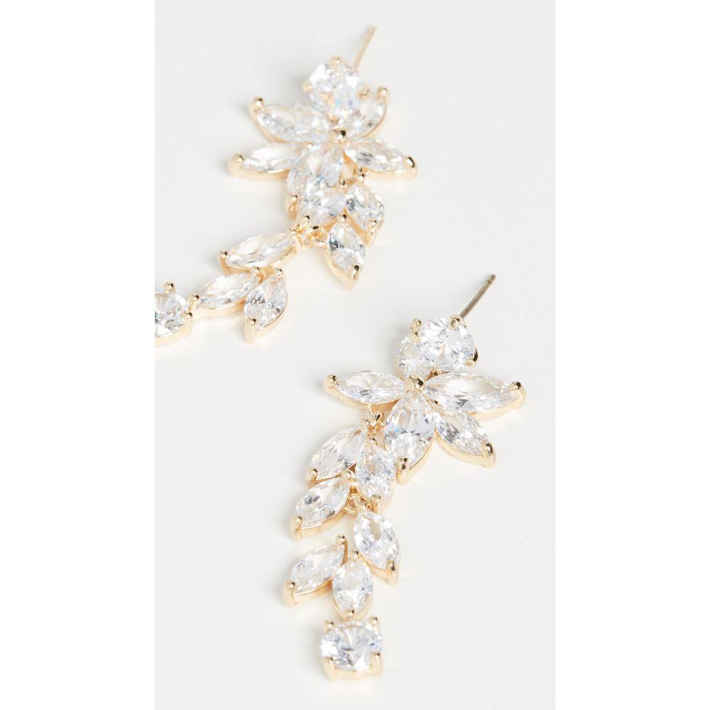 シャシ Shashi レディース イヤリング・ピアス ジュエリー・アクセサリー【Irresistible Earrings】Crystal