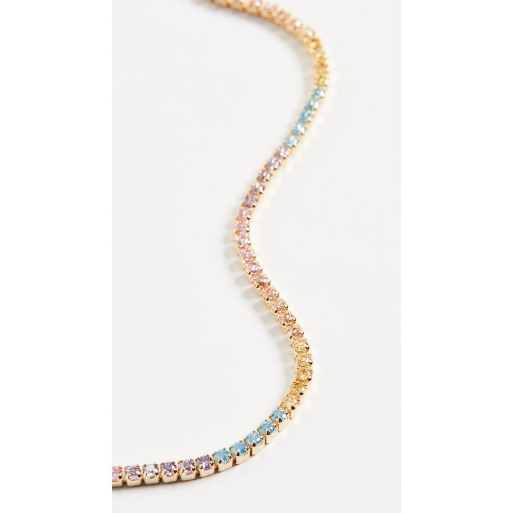 シャシ Shashi レディース ネックレス ジュエリー・アクセサリー【Delicious Necklace】Gold