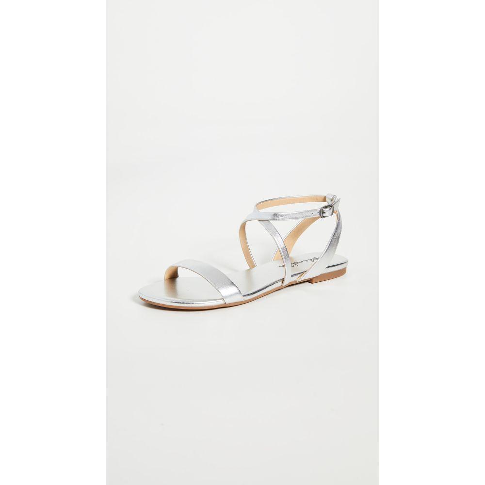 スプレンディッド Splendid レディース サンダル・ミュール シューズ・靴【Susannah Sandals】Silver