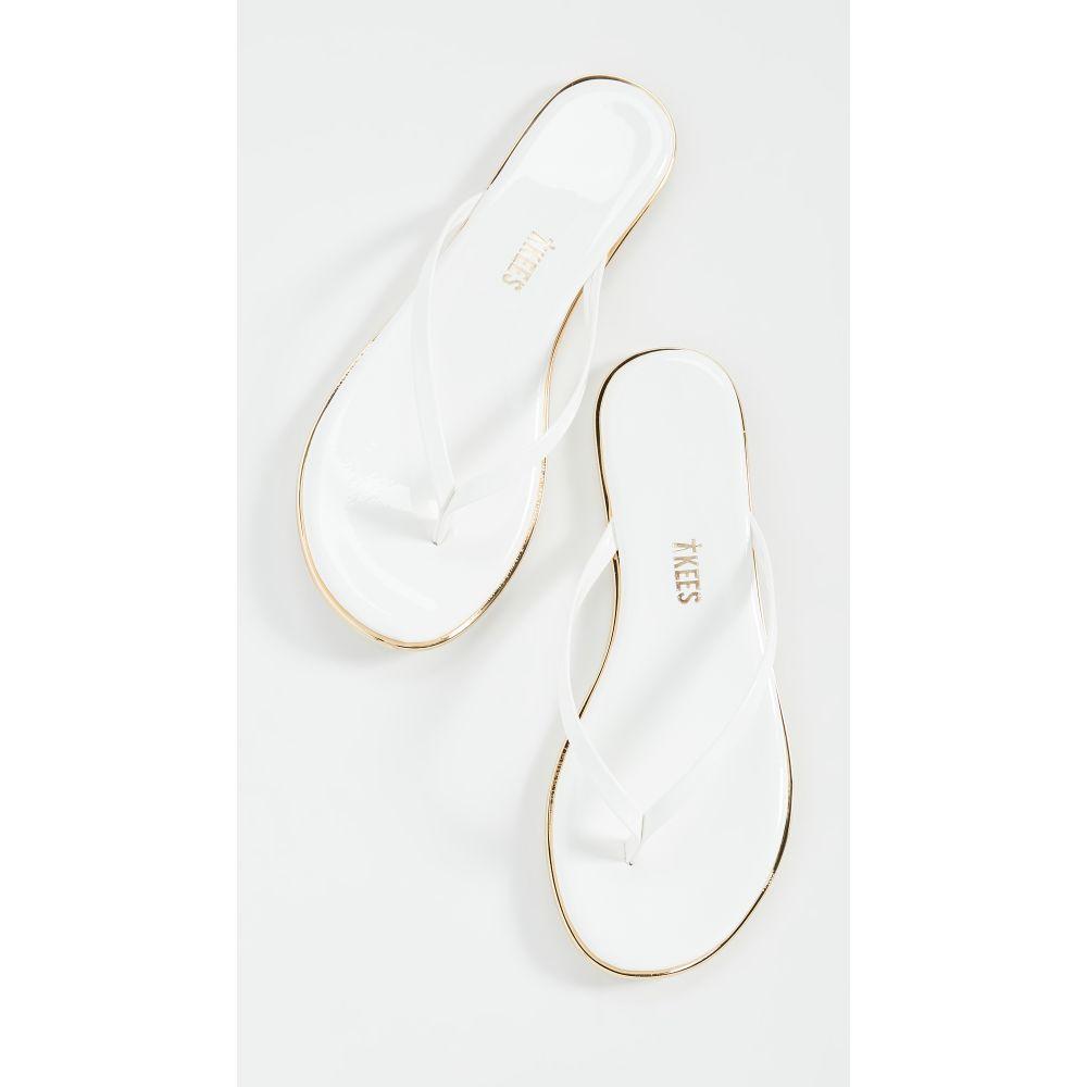 ティキーズ TKEES レディース ビーチサンダル シューズ・靴【Studio Flip Flops】Yacht Party