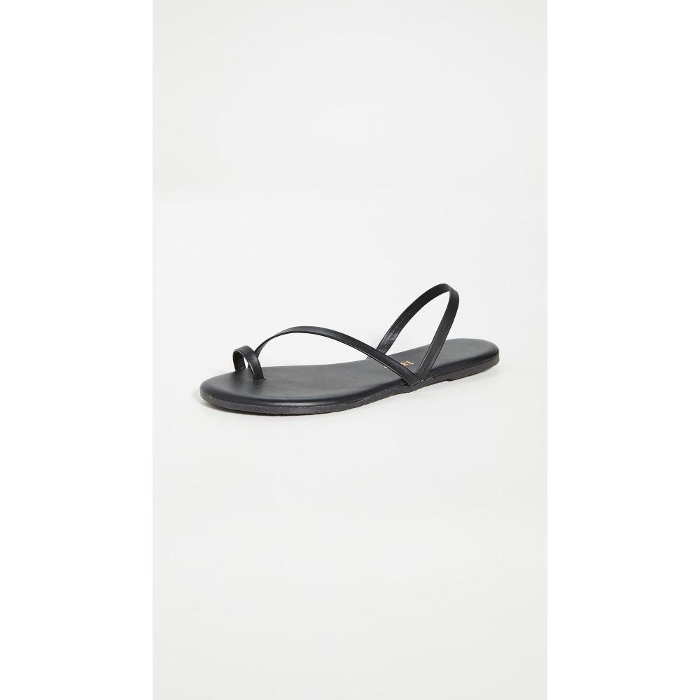 ティキーズ TKEES レディース サンダル・ミュール シューズ・靴【LC Sandals】Black