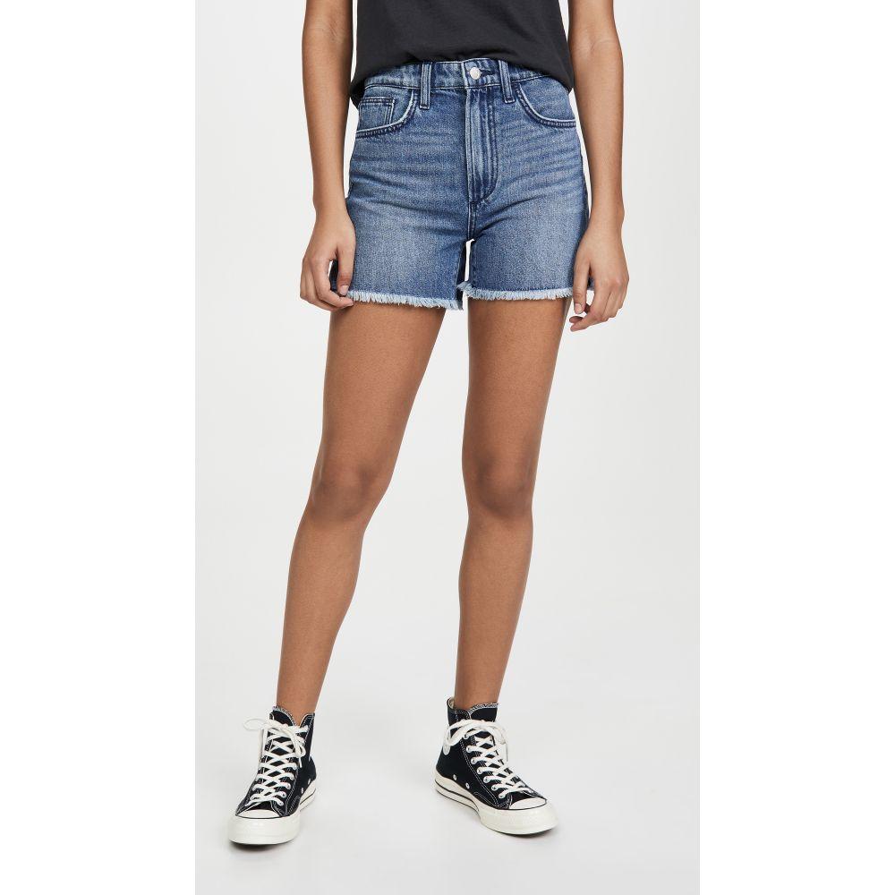 ジョーズジーンズ Joe's Jeans レディース ショートパンツ ボトムス・パンツ【The Kinsley Shorts with Fray Hem】Hyssop