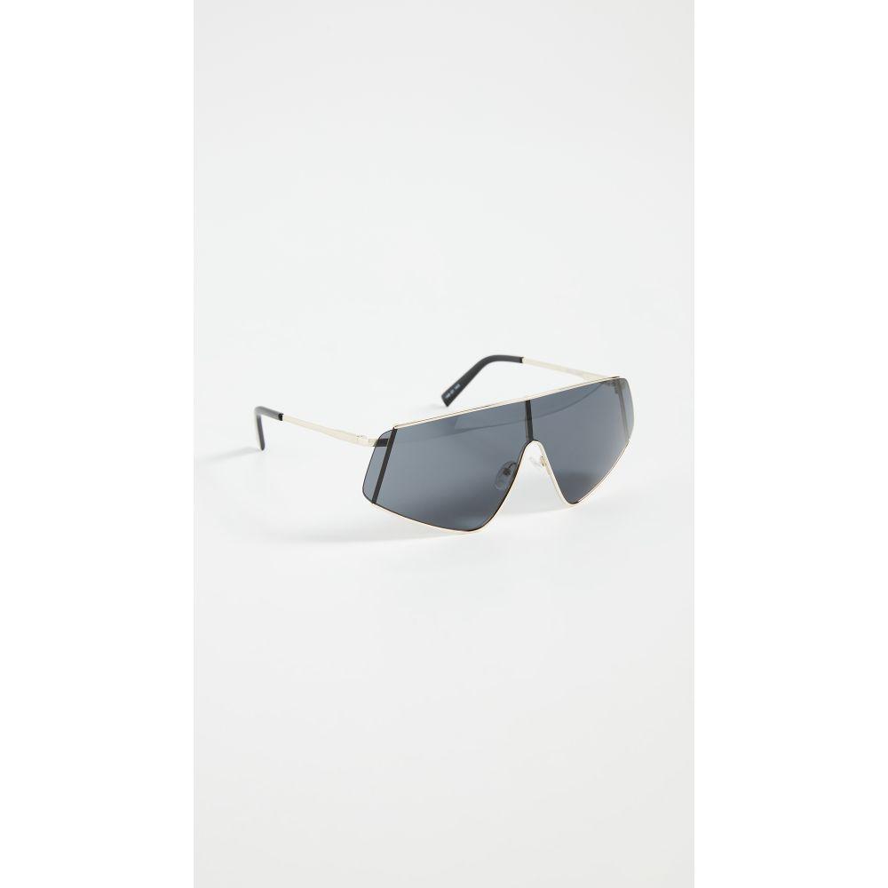 ル スペックス Le Specs レディース メガネ・サングラス 【Blade Stunner Sunglasses】Bright Gold Smoke
