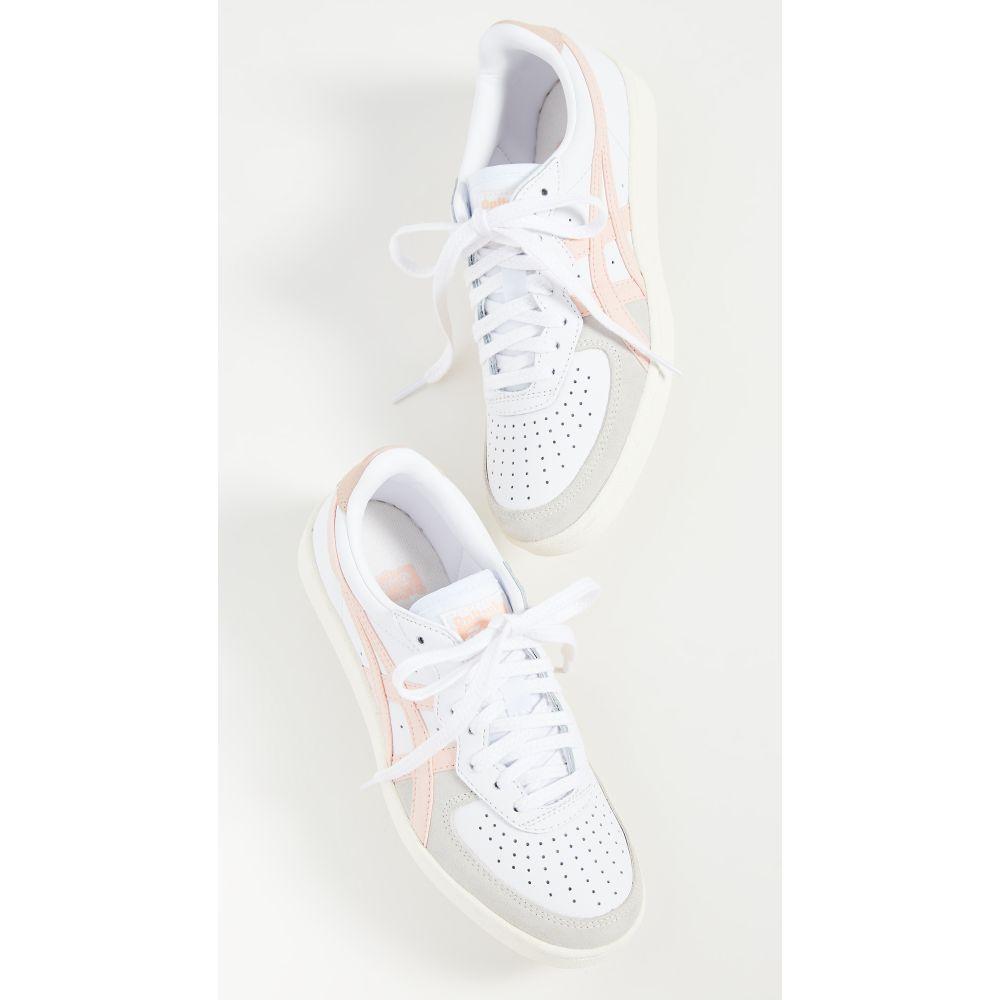 オニツカタイガー Onitsuka Tiger レディース スニーカー シューズ・靴【GSM Sneakers】White/Breeze