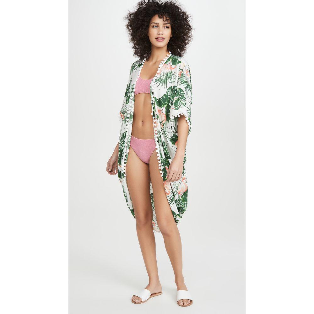ビンディア Bindya レディース ビーチウェア 水着・ビーチウェア【Marbella Kimono】Multi