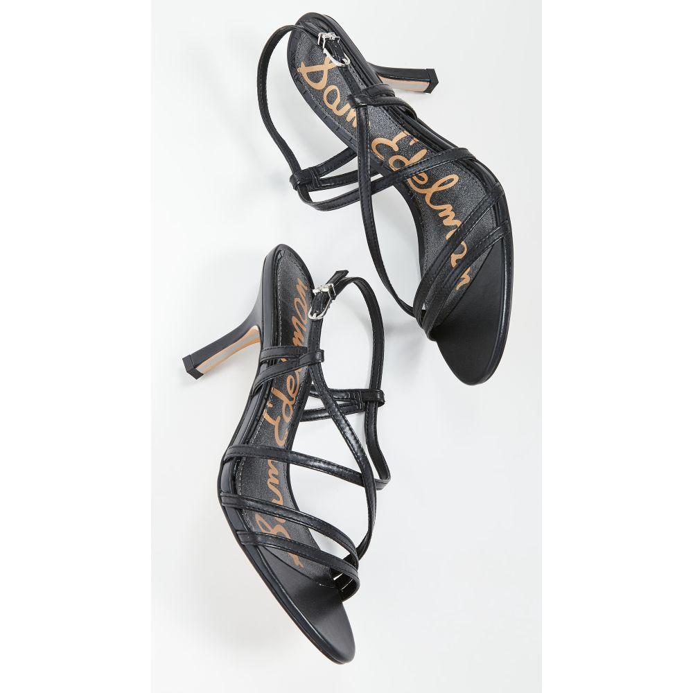 サム エデルマン Sam Edelman レディース サンダル・ミュール シューズ・靴【Paislee Sandals】Black