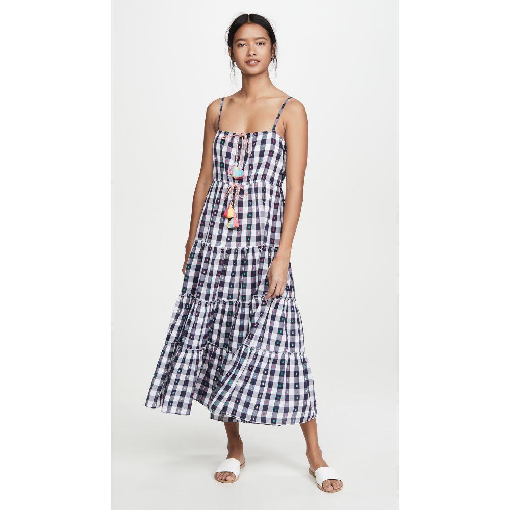 プラヤ ルシラ Playa Lucila レディース ビーチウェア ワンピース・ドレス 水着・ビーチウェア【Gingham Dress】Gingham