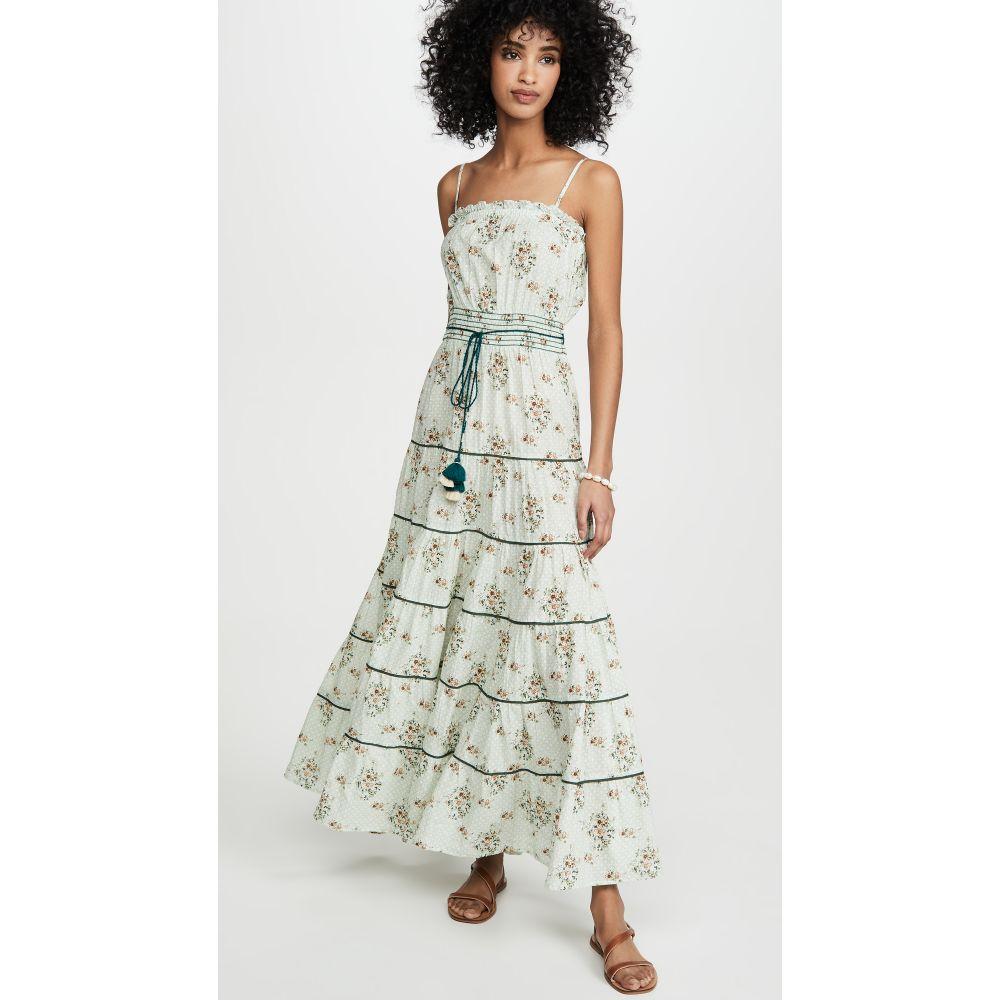 プラヤ ルシラ Playa Lucila レディース ビーチウェア ワンピース・ドレス 水着・ビーチウェア【Printed Maxi Dress】Multi
