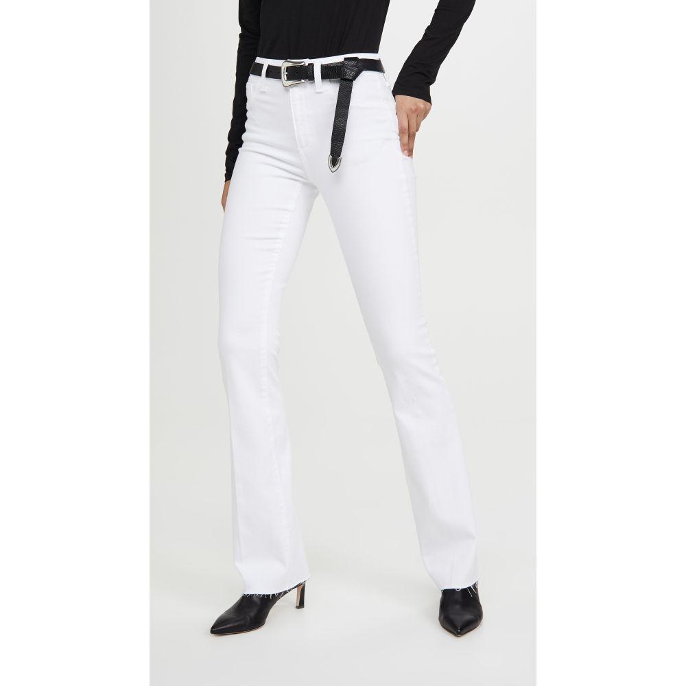 ジョーズジーンズ Joe's Jeans レディース ジーンズ・デニム ブーツカット ボトムス・パンツ【The Hi Honey Bootcut Jeans】White