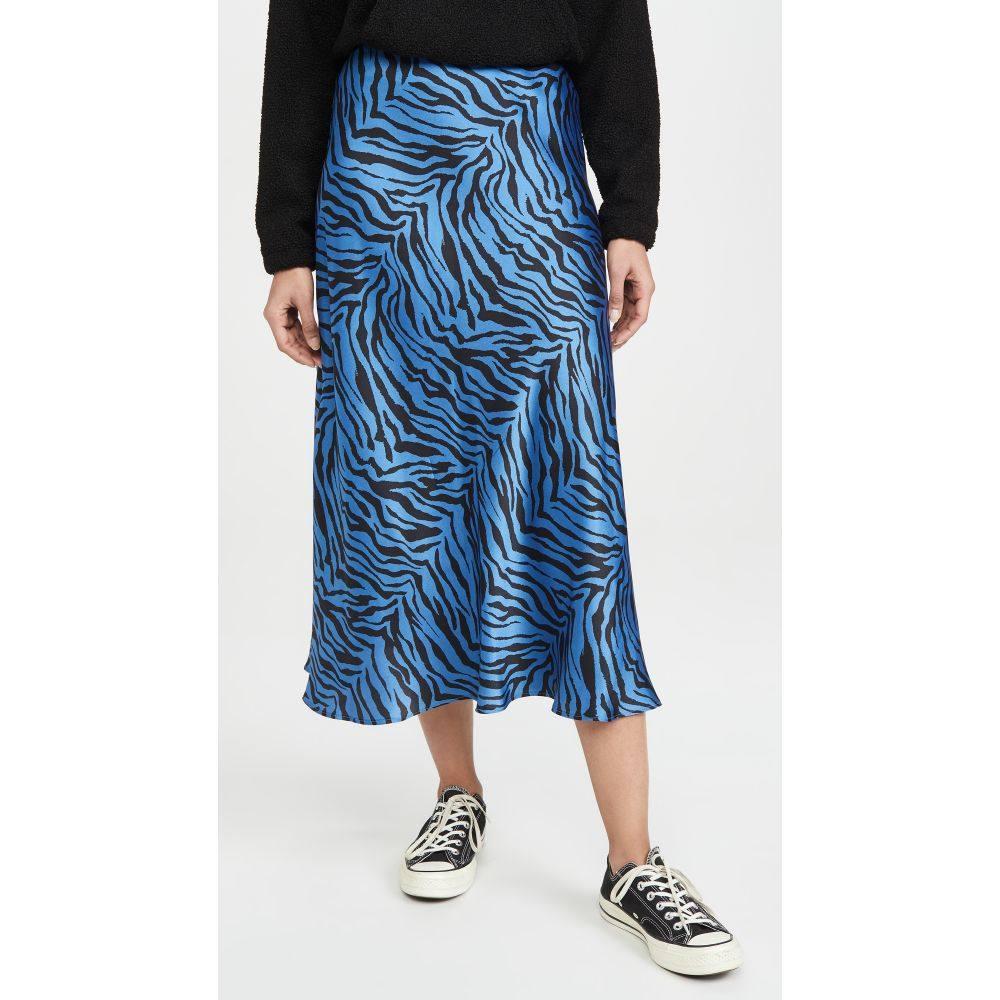 レベッカ ミンコフ Rebecca Minkoff レディース スカート 【Davis Skirt】Sapphire
