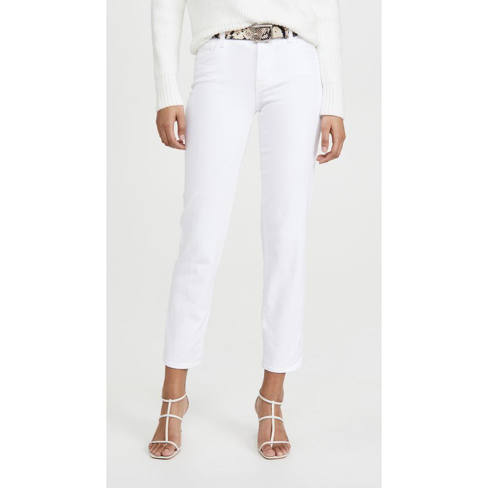 ジェイ ブランド J Brand レディース ジーンズ・デニム ボトムス・パンツ【Adele Mid Rise Straight Jeans】Blanc