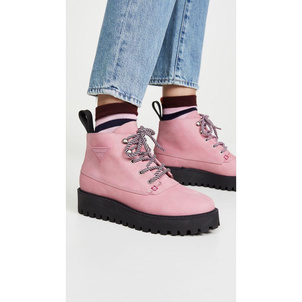 ラスト LAST レディース ブーツ シューズ・靴【Rocky Boots】Pink